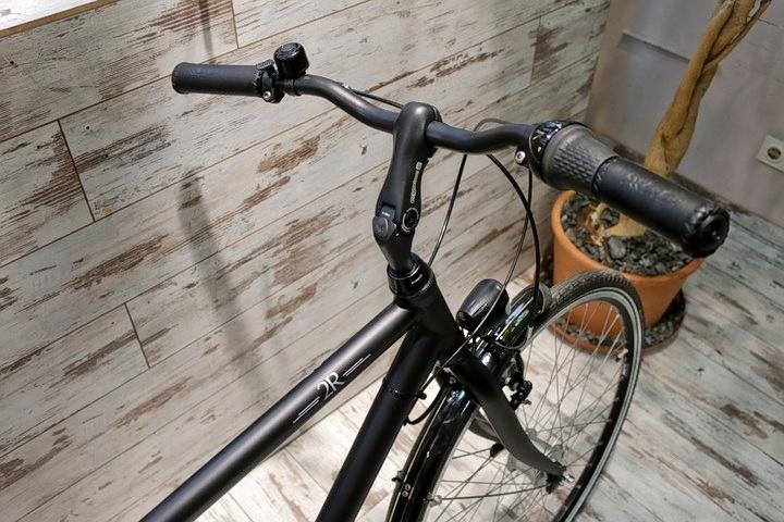 Citylight Fahrrad Lenker in Fahrradladen München