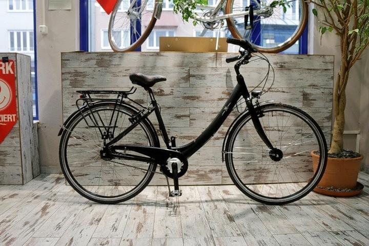 Citylight Fahrrad Tiefeinsteiger in Fahrradladen München