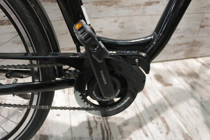 E-Bike Tiefeinsteiger nahaufnahme 2rad Fahrradladen München