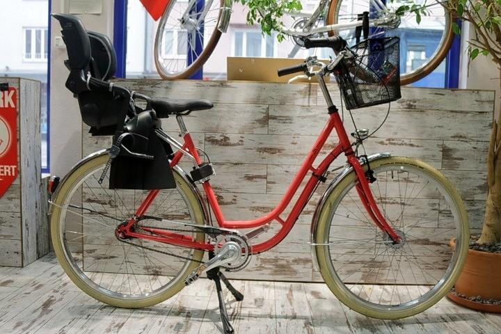 Retro Fahrrad in 2Rad Fahrradladen München