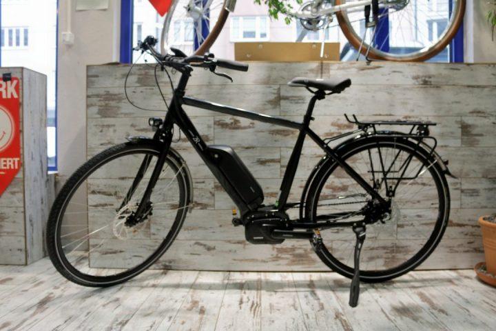 E-Bike Faltrad in 2Rad Fahrradladen München